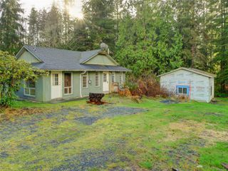 Main Photo: 2836 Woodhaven Rd in : Sk Sheringham Pnt House for sale (Sooke)  : MLS®# 863540
