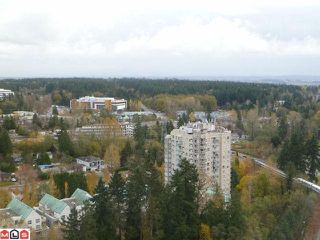 "Photo 7: 2803 9981 WHALLEY Boulevard in Surrey: Whalley Condo for sale in ""Park Place"" (North Surrey)  : MLS®# F1127945"