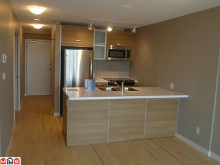 """Photo 2: 2803 9981 WHALLEY Boulevard in Surrey: Whalley Condo for sale in """"Park Place"""" (North Surrey)  : MLS®# F1127945"""