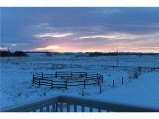Photo 1: Site 16 Box 28 RR1 in DIDSBURY: Rural Mountain View County Residential Detached Single Family for sale : MLS®# C3502697