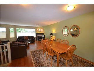 "Photo 2: 33 103 PARKSIDE Drive in Port Moody: Heritage Mountain Townhouse for sale in ""TREETOPS"" : MLS®# V1029401"