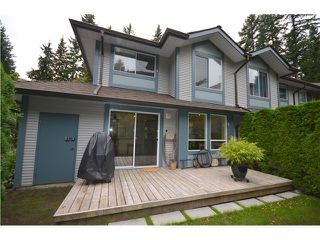 "Photo 20: 33 103 PARKSIDE Drive in Port Moody: Heritage Mountain Townhouse for sale in ""TREETOPS"" : MLS®# V1029401"