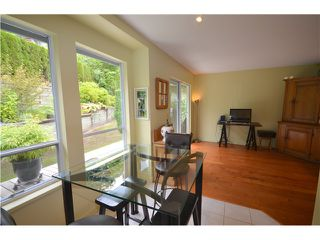 "Photo 10: 33 103 PARKSIDE Drive in Port Moody: Heritage Mountain Townhouse for sale in ""TREETOPS"" : MLS®# V1029401"