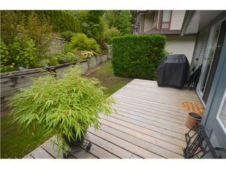 "Photo 19: 33 103 PARKSIDE Drive in Port Moody: Heritage Mountain Townhouse for sale in ""TREETOPS"" : MLS®# V1029401"