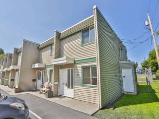 "Photo 1: 10 4957 57TH Street in Ladner: Hawthorne Townhouse for sale in ""THE OASIS"" : MLS®# V1065922"