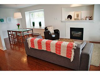 "Photo 6: 657 ST ANDREWS Avenue in North Vancouver: Lower Lonsdale Townhouse for sale in ""CHARLTON COURT"" : MLS®# V1066090"