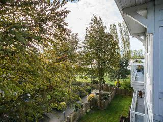 """Photo 11: 308 3038 E KENT AVE SOUTH Avenue in Vancouver: Fraserview VE Condo for sale in """"SOUTHHAMPTON"""" (Vancouver East)  : MLS®# V1116708"""