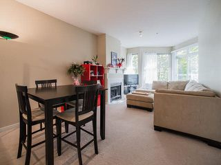 """Photo 3: 308 3038 E KENT AVE SOUTH Avenue in Vancouver: Fraserview VE Condo for sale in """"SOUTHHAMPTON"""" (Vancouver East)  : MLS®# V1116708"""