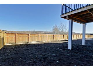 Photo 29: 140 FIRESIDE Place: Cochrane House for sale : MLS®# C4013130