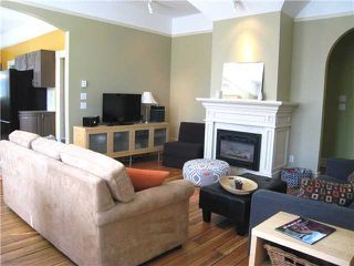 Photo 3: 415 ST. GEORGE Street in New Westminster: Queens Park House Duplex for sale : MLS®# V1135427