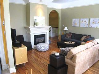 Photo 2: 415 ST. GEORGE Street in New Westminster: Queens Park House Duplex for sale : MLS®# V1135427