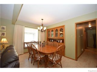 Photo 4: 43 MIRABELLE Road in WSTPAUL: West Kildonan / Garden City Residential for sale (North West Winnipeg)  : MLS®# 1523460