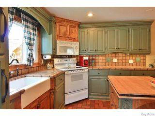 Photo 7: 589 Gareau Street in WINNIPEG: St Boniface Residential for sale (South East Winnipeg)  : MLS®# 1525303