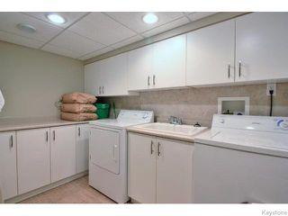 Photo 15: 589 Gareau Street in WINNIPEG: St Boniface Residential for sale (South East Winnipeg)  : MLS®# 1525303