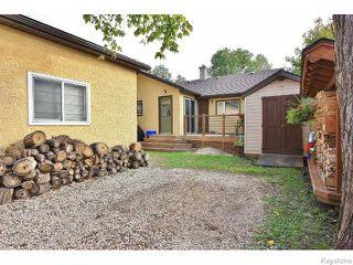 Photo 20: 589 Gareau Street in WINNIPEG: St Boniface Residential for sale (South East Winnipeg)  : MLS®# 1525303