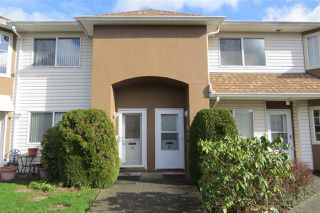 "Photo 1: 30 46350 CESSNA Drive in Chilliwack: Chilliwack E Young-Yale Townhouse for sale in ""HAMLEY ESTATES"" : MLS®# R2037877"