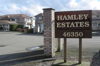 "Photo 2: 30 46350 CESSNA Drive in Chilliwack: Chilliwack E Young-Yale Townhouse for sale in ""HAMLEY ESTATES"" : MLS®# R2037877"