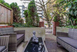 Photo 17: 103 2268 W 12TH Avenue in Vancouver: Kitsilano Condo for sale (Vancouver West)  : MLS®# R2127804