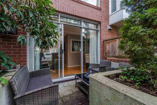 Photo 18: 103 2268 W 12TH Avenue in Vancouver: Kitsilano Condo for sale (Vancouver West)  : MLS®# R2127804