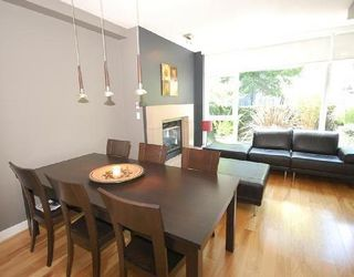 Photo 3: TH1 1233 CORDOVA Street in Vancouver: Home for sale : MLS®# V721761
