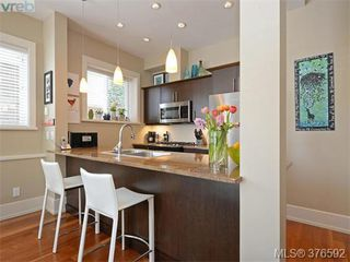 Photo 6: 3 80 Moss St in VICTORIA: Vi Fairfield West Row/Townhouse for sale (Victoria)  : MLS®# 756062