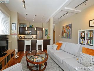 Photo 4: 3 80 Moss St in VICTORIA: Vi Fairfield West Row/Townhouse for sale (Victoria)  : MLS®# 756062