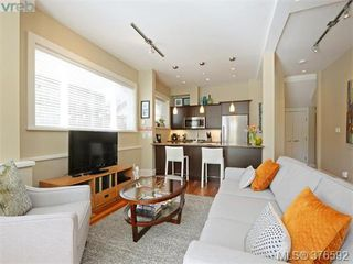 Photo 2: 3 80 Moss St in VICTORIA: Vi Fairfield West Row/Townhouse for sale (Victoria)  : MLS®# 756062