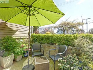 Photo 16: 3 80 Moss St in VICTORIA: Vi Fairfield West Row/Townhouse for sale (Victoria)  : MLS®# 756062
