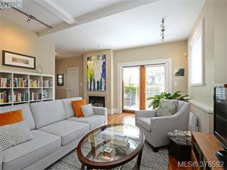 Photo 5: 3 80 Moss St in VICTORIA: Vi Fairfield West Row/Townhouse for sale (Victoria)  : MLS®# 756062