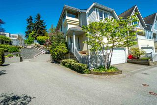 "Photo 1: 2201 PORTSIDE Court in Vancouver: Fraserview VE Townhouse for sale in ""RIVERSIDE TERRACE"" (Vancouver East)  : MLS®# R2163820"