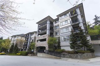 "Photo 1: 311 2951 SILVER SPRINGS Boulevard in Coquitlam: Westwood Plateau Condo for sale in ""TANTALUS BY POLYGON AT SILVER SP"" : MLS®# R2166920"