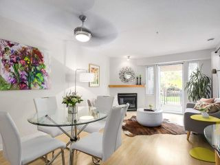 "Photo 2: 112 2628 YEW Street in Vancouver: Kitsilano Condo for sale in ""Connaught Place"" (Vancouver West)  : MLS®# R2171360"