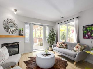 "Photo 1: 112 2628 YEW Street in Vancouver: Kitsilano Condo for sale in ""Connaught Place"" (Vancouver West)  : MLS®# R2171360"