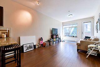 "Photo 6: 307 10455 UNIVERSITY Boulevard in Surrey: Whalley Condo for sale in ""D'Cor"" (North Surrey)  : MLS®# R2184197"