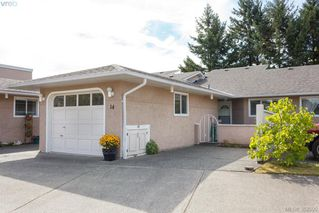Photo 1: 14 3049 Brittany Drive in VICTORIA: Co Colwood Corners Townhouse for sale (Colwood)  : MLS®# 382509