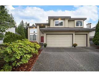 """Photo 1: 1715 SUGARPINE Court in Coquitlam: Westwood Plateau House for sale in """"WESTWOOD PLATEAU"""" : MLS®# R2206974"""