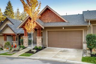 "Main Photo: 109 3450 DAVID Avenue in Coquitlam: Burke Mountain Townhouse for sale in ""SECRET RIDGE"" : MLS®# R2217939"