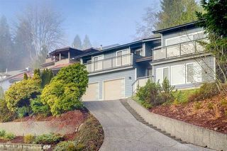 """Photo 1: 2615 CHARTER HILL Place in Coquitlam: Upper Eagle Ridge House for sale in """"UPPER EAGLE RIDGE"""" : MLS®# R2231205"""