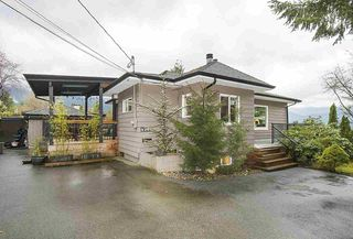 Photo 1: 4206 MT SEYMOUR Parkway in North Vancouver: Deep Cove House for sale : MLS®# R2256314