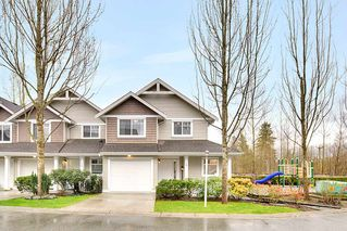 """Main Photo: 16 11255 232 Street in Maple Ridge: East Central Townhouse for sale in """"Highfield"""" : MLS®# R2264074"""