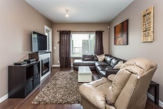 "Photo 3: 109 2943 NELSON Place in Abbotsford: Central Abbotsford Condo for sale in ""Edgebrook"" : MLS®# R2264023"