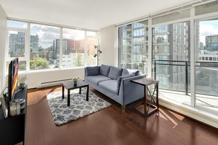 """Photo 4: 801 1650 W 7TH Avenue in Vancouver: Fairview VW Condo for sale in """"The Virtu"""" (Vancouver West)  : MLS®# R2278032"""