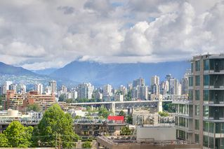 """Photo 3: 801 1650 W 7TH Avenue in Vancouver: Fairview VW Condo for sale in """"The Virtu"""" (Vancouver West)  : MLS®# R2278032"""