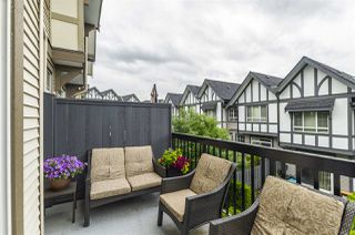 "Photo 16: 52 1338 HAMES Crescent in Coquitlam: Burke Mountain Townhouse for sale in ""FARRINGTON PARK"" : MLS®# R2279478"