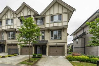"Photo 1: 52 1338 HAMES Crescent in Coquitlam: Burke Mountain Townhouse for sale in ""FARRINGTON PARK"" : MLS®# R2279478"
