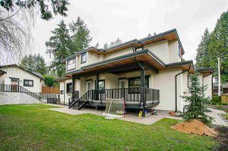 Photo 20: 5550 RUGBY Street in Burnaby: Deer Lake House for sale (Burnaby South)  : MLS®# R2290427