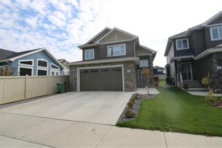 Main Photo: 15 ETERNITY Crescent: St. Albert House for sale : MLS®# E4128310