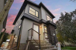 Main Photo: 10427 69 Avenue in Edmonton: Zone 15 House Half Duplex for sale : MLS®# E4130549
