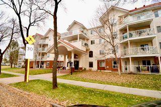 Main Photo: 408 10308 114 Street in Edmonton: Zone 12 Condo for sale : MLS®# E4132862