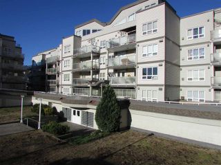 "Photo 1: 310 14377 103 Avenue in Surrey: Whalley Condo for sale in ""CLAIRIDGE COURT"" (North Surrey)  : MLS®# R2326969"
